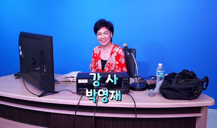 영상미디어로 생방송 되는 수성구 안방 노래교실